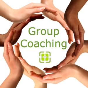 Group Life Coaching session